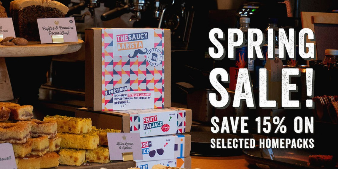Home Pack Spring Sale