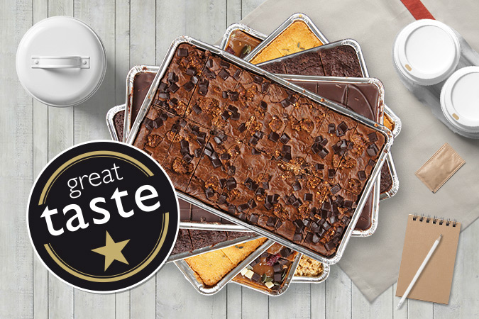 - Great Taste Bundle with 20% off -