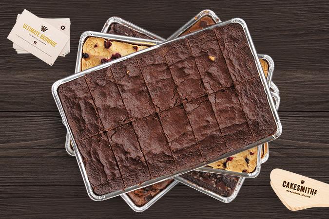 -Brownie Bundle with 20% off-