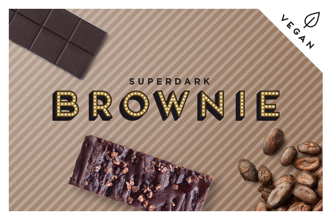 Superdark Brownie