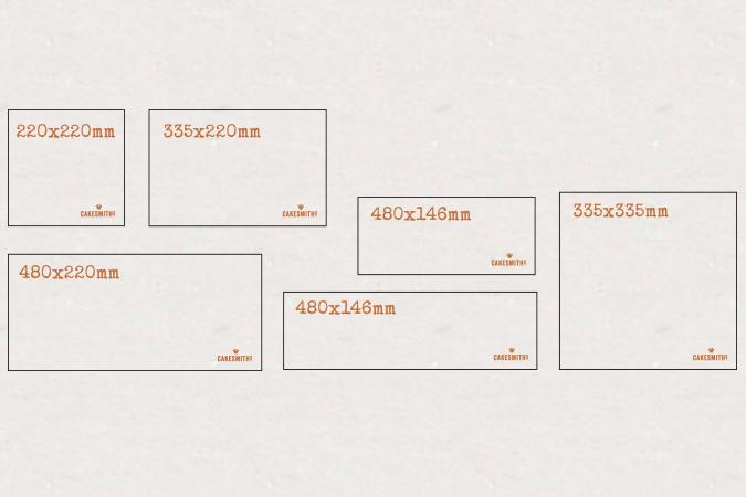 Richlite Display Boards ~ Redstone