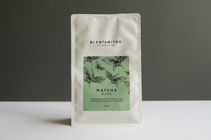 Blendsmiths Matcha Latte