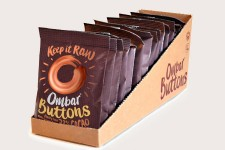 Ombar Buttons -  72% Cacao