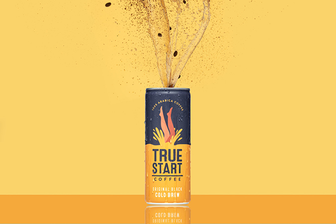 TrueStart  - Original Black Cold Brew