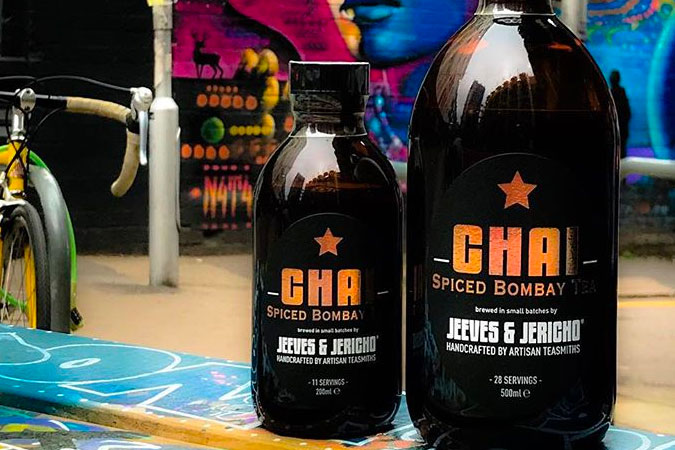 Jeeves & Jericho Chai 75ml SAMPLE