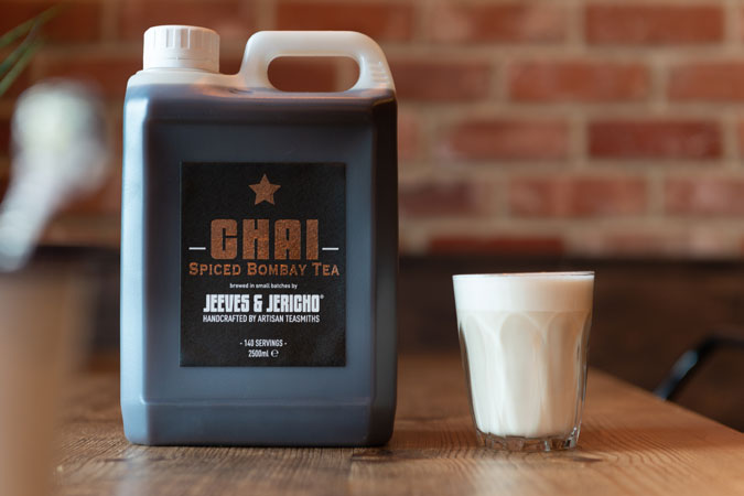 Jeeves & Jericho Chai 2.5L