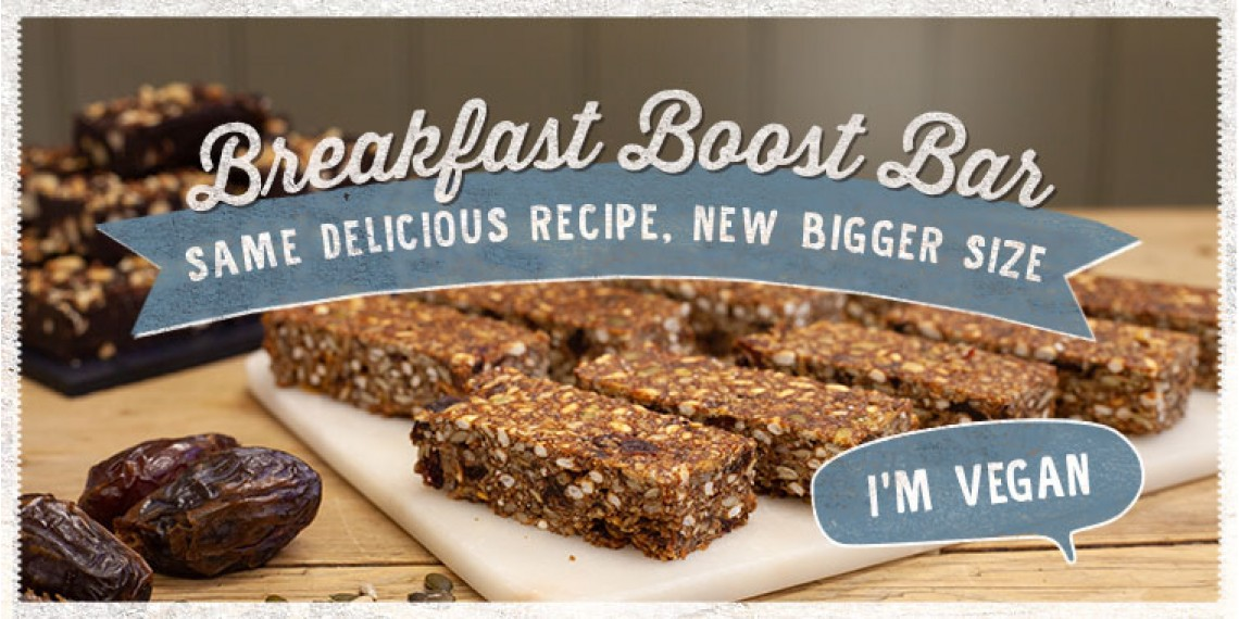 breakfast boost bar