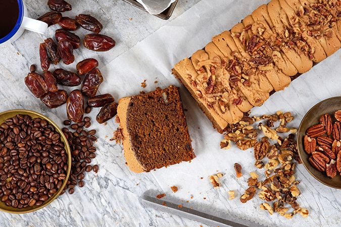 Coffee & Candied Pecan Unportioned