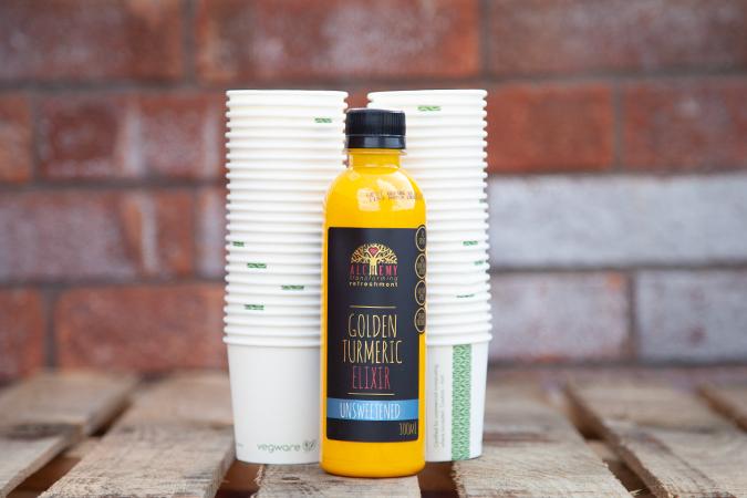 Alchemy Sample Kit -Turmeric Elixir Unsweetened
