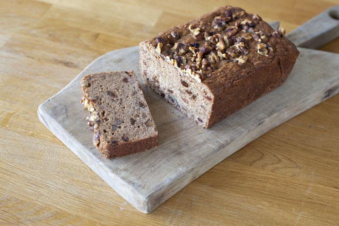 Spiced Parsnip Loaf