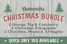 We Three Cakes Christmas Bundle