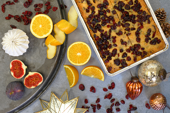 Orange, Fig & Cranberry