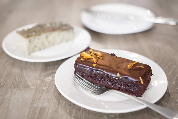 Chocolate & Caramelised Orange