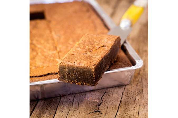 Ultimate Almond Brownie