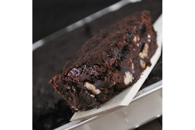 Ultimate Brownie with Walnuts