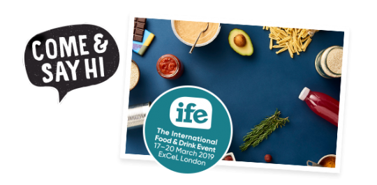 The International Food & Drink Event