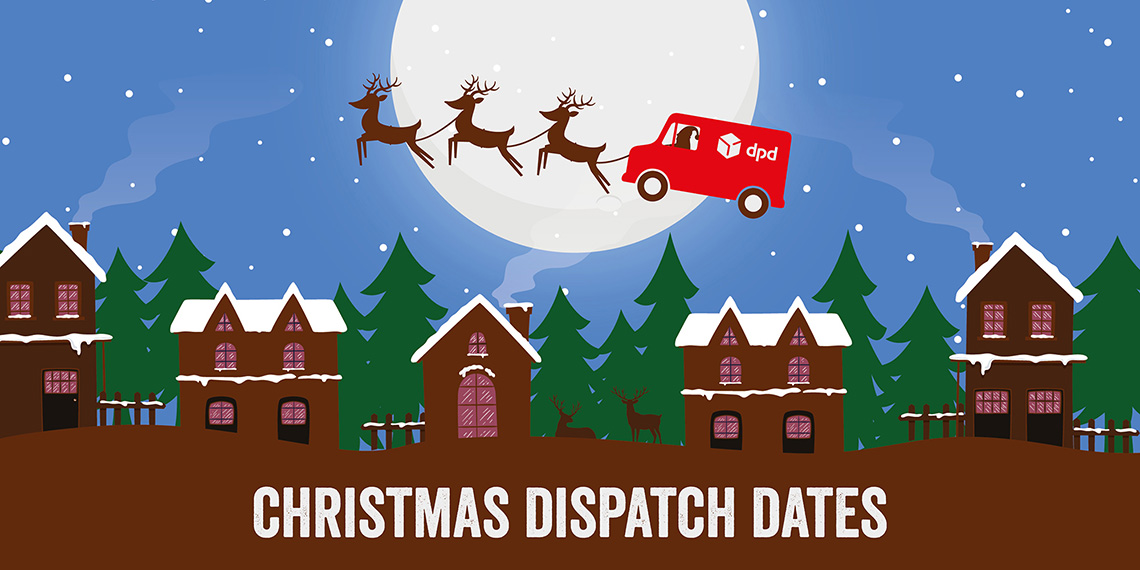 Christmas Delivery Information 2020